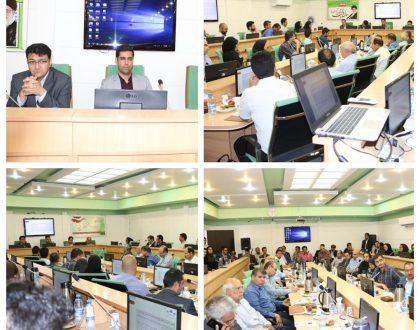 برگزاری جلسه صندوق پژوهش و فناوری استان کرمان با شرکت های دانش بنیان و فناور